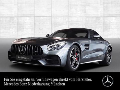 Mercedes AMG GT C Cp Burmester 3D Perf-Sitze Perf-Abgas