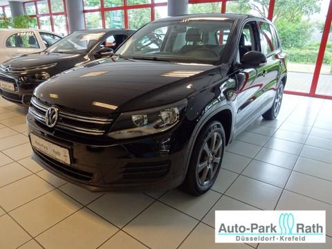 Volkswagen Tiguan 2.0 l Trend & Fun 8-fach Bereifung