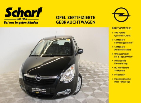 Opel Agila B Edition CD30