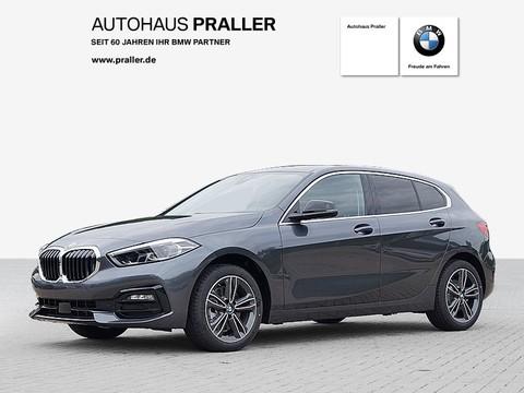 BMW 118 i Sport Line Automatik