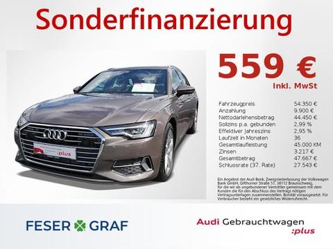 Audi A6 Avant 50 TDI qu S line