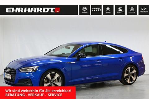 Audi A5 2.0 TFSI quattro Sportback sport Sport S-Line