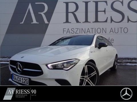 Mercedes-Benz CLA 180 SB PROGRESSIVE EASYP