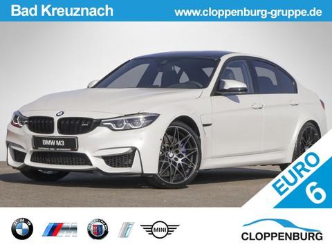 BMW M3 Limousine M Competition HK