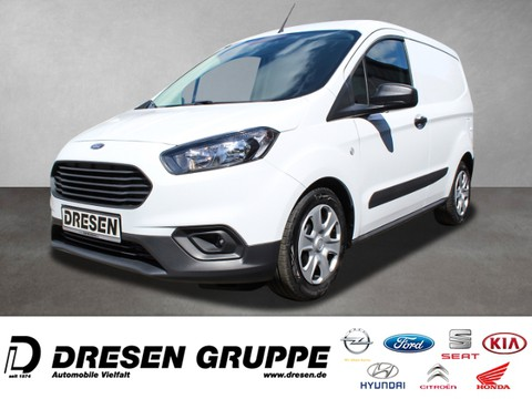 Ford Transit Courier Trend Laderaumbeleuchtung