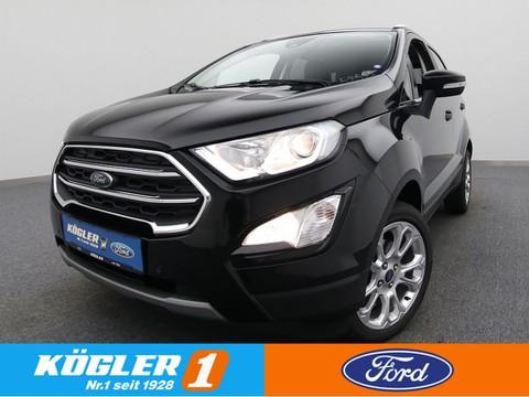 Ford EcoSport Titanium 125PS &Winter-P