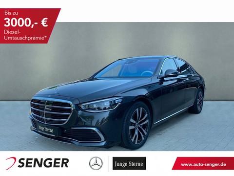 Mercedes-Benz S 500 Burmester-3D Display