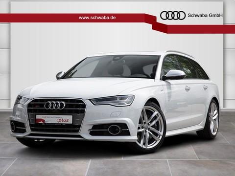 Audi S6 Avant TFSI Sp Abgas