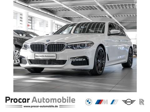 BMW 520 d M Sportpaket Prof