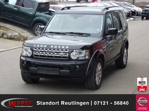 Land Rover Discovery 3.0 4 SDV6 HSE Luxury-Paket