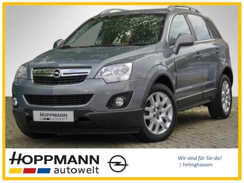 Opel Antara Design Edition Bergabfahrass