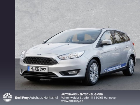 Ford Focus 1.5 TDCi -System Business