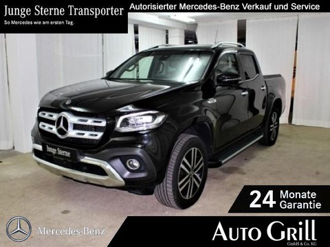 Mercedes-Benz X 350 D 3.5 POWER Ed T ISL