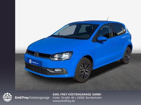 Volkswagen Polo 1.0 Allstar Winterpaket