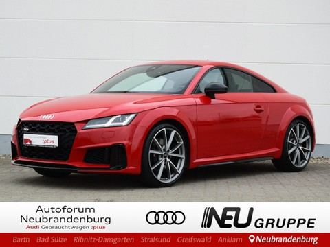 Audi TTS 2.0 TFSI quattro Coupe (EURO 6d-)