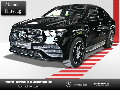 Mercedes-Benz GLE 350 d Coupé AMG NIGHT-PAKET