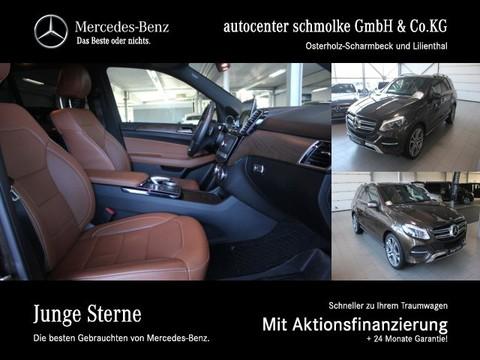 Mercedes-Benz GLE 500 °