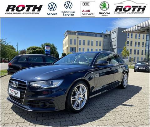 Audi A6 3.0 TFSI Qu Avant S-Line