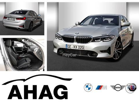 BMW 320 d Sport Line nur 539 EUR monatl