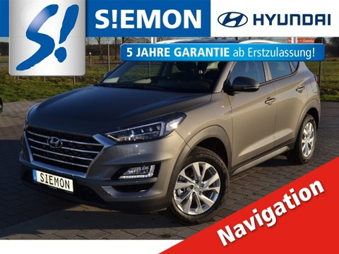 Hyundai Tucson 1.6 Trend Bluet