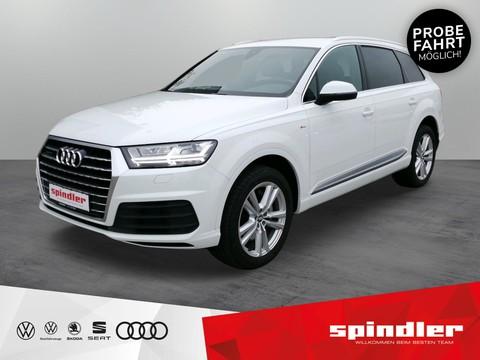 Audi Q7 qu S-line elktr Sitze