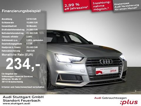 Audi A4 Limousine sport 40 TDI