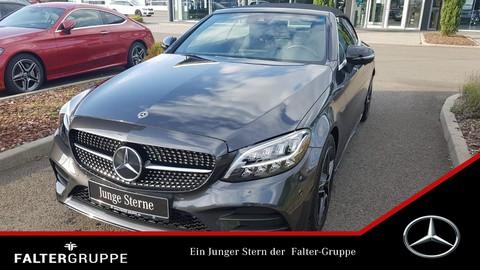 Mercedes-Benz C 180 Cabrio AMG Night DISTRO Burmeste