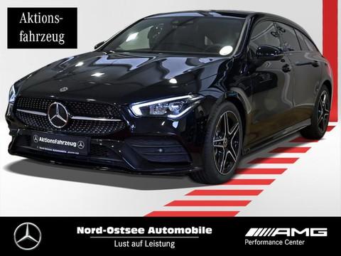 Mercedes-Benz CLA 220 Shooting Brake AMG NIGHT PREMI
