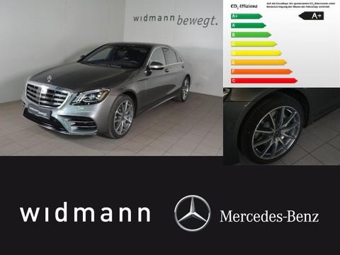 Mercedes S 400 d Limousine AMG Sitzklima Chauffeur