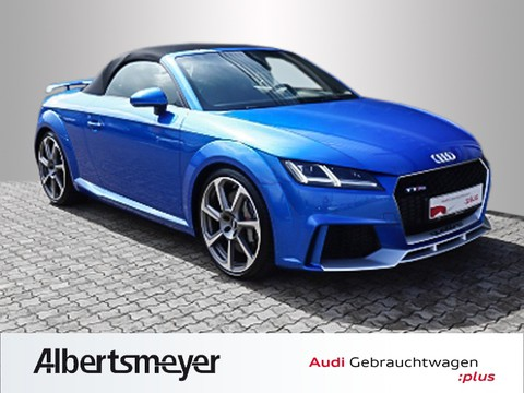 Audi TT RS 2.5 TFSI quattro Roadster -