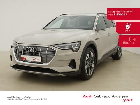 Audi e-tron 55 advanced qu S line
