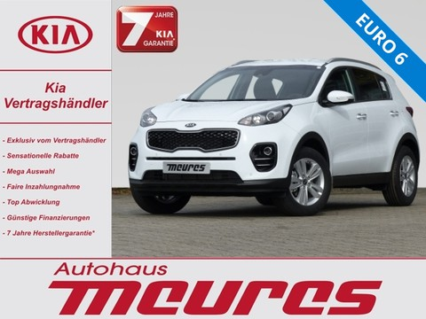 Kia Sportage 1.6 Dream Team