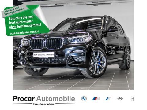 BMW X3 xDrive20d M Sport 20 HiFi PanoShz