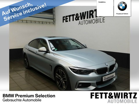 BMW 440 i Gran Coupe MSport SAG eGSD HK
