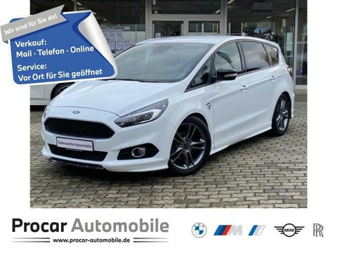 Ford S-Max 2.0 EcoBlue 140kW ST-Line