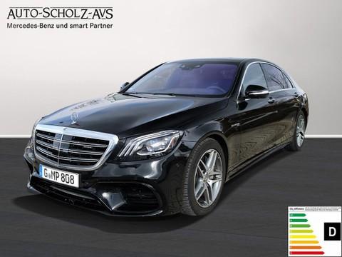 Mercedes S 63 AMG lang LEDils °
