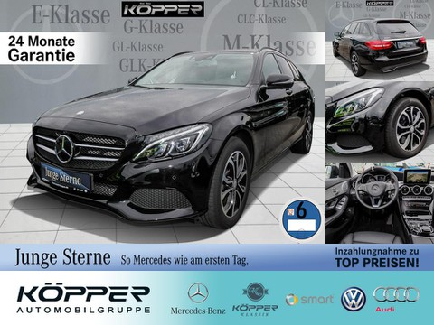 Mercedes C 300 T online