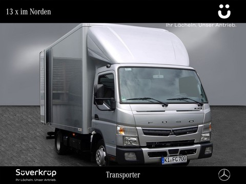 Mitsubishi Canter 3C15AMT Fahrgestell