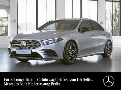 Mercedes-Benz A 180 AMG Night Spurhalt