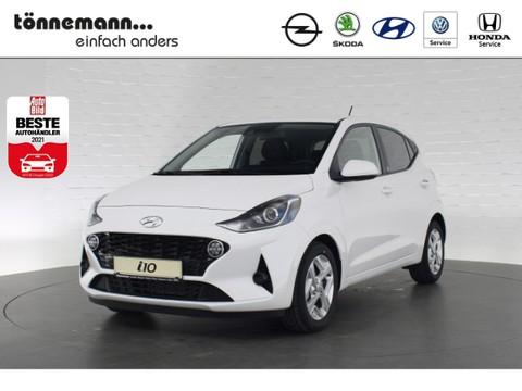 Hyundai i10 EDITION 30 FERNLICHTASSISTENT LENKRAD