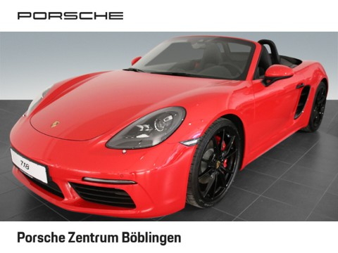 Porsche Boxster 718 S CONNECT PLUS SAGA CHRONO