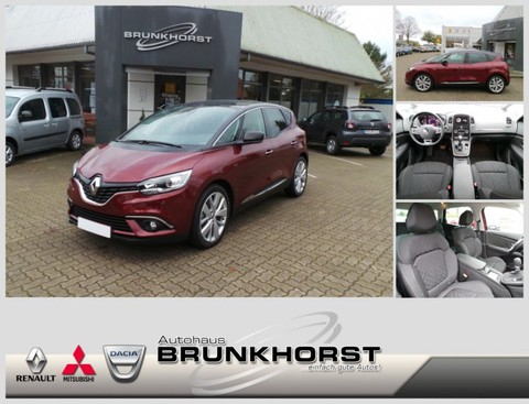 Renault Scenic TCe 140 Limited Deluxe