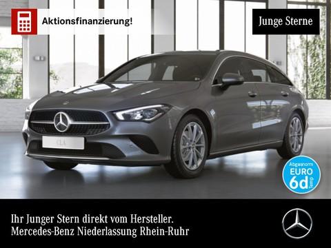 Mercedes-Benz CLA 180 SB Premium Laderaump Spurhalt