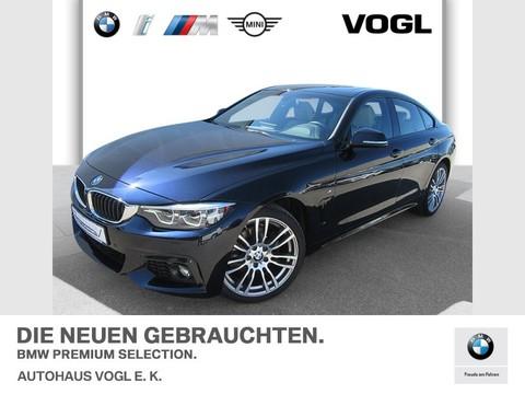 BMW 420 d xDrive Gran Coupé M Sportpaket HiFi