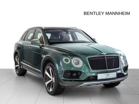 Bentley Bentayga V8 Vollleder
