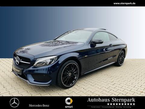 Mercedes-Benz C 200 Coupé AMG Burmester Night