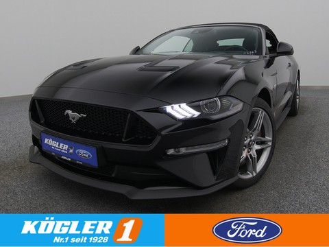 Ford Mustang GT Cabrio V8 450PS Premium-P III