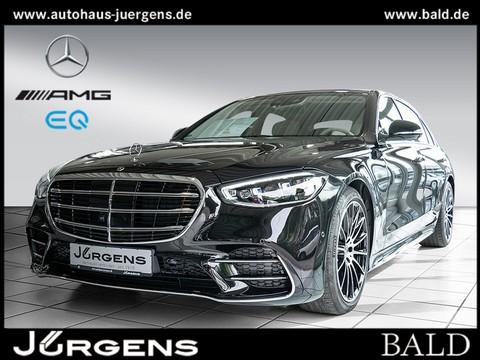 Mercedes-Benz S 400 d lang AMG Sitzklima Burmester