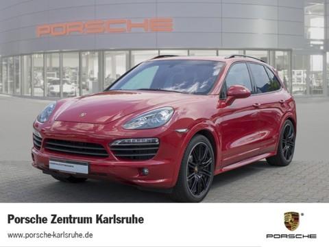 Porsche Cayenne S Diesel 21-Zoll