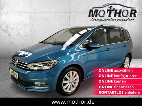 Volkswagen Touran 2.0 TDI Highline DynLight